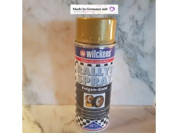 Wilckens Felgen Gold - Rallye Spray